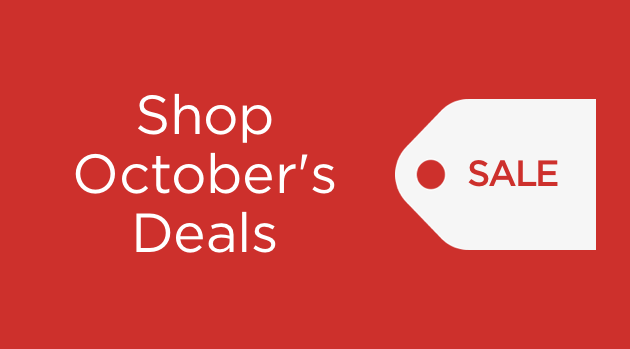 Shop October's Deals