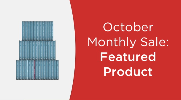 October Monthly Sale: Featured Product