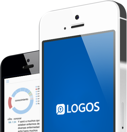 Logos iPhone App screenshot