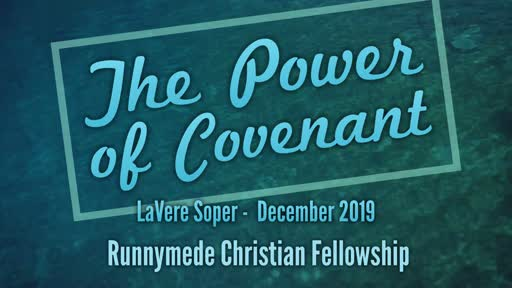 The Power of Covenant