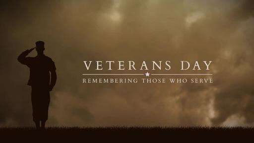 Veterans Day - Veterans Day