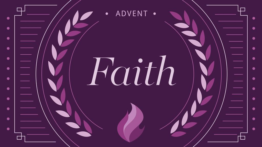 Advent Series Faith large preview