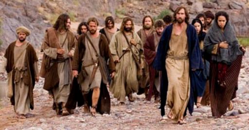 Jesus wants desciples