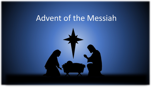 HOPE: ADVENT OF THE MESSIAH