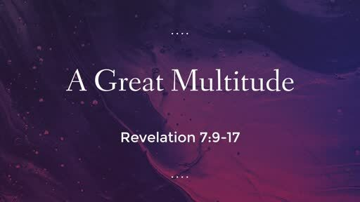 Wrapping up Revelation