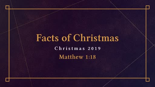 Facts of Christmas