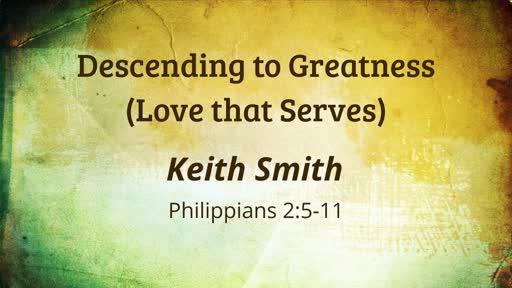 Sunday Morning Service December 1st