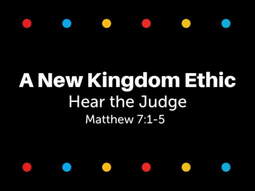 Hear the Judge