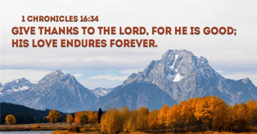 Gospel Gratitude