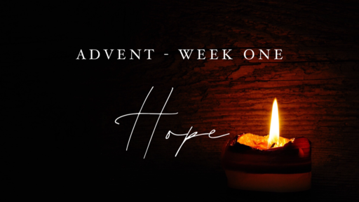 Advent 2019 - Hope