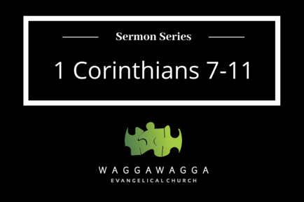 1 Corinthians 7-11