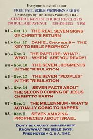 Seven Facts About The Millennium