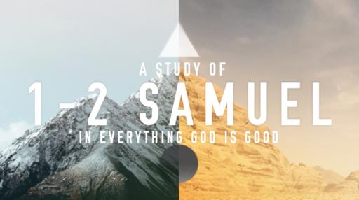 A Study Of 1 & 2 Samuel