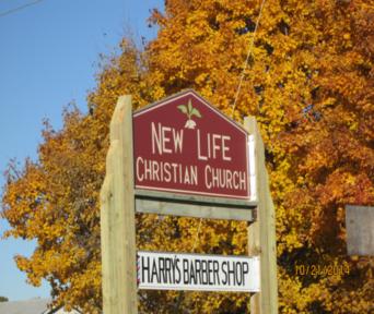 Dec. 8  2019 - New Life Christian Church