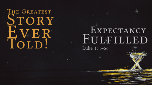 12/8/2019 Expectancy Fulfilled
