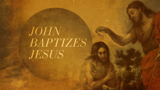 JOHN THE BAPTIST, HUMBLE SERVANT