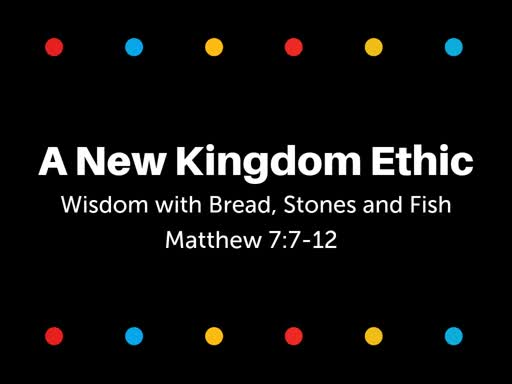 Wisdom With Bread, Stones, and Fish