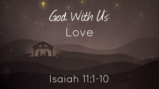 God With Us: Love