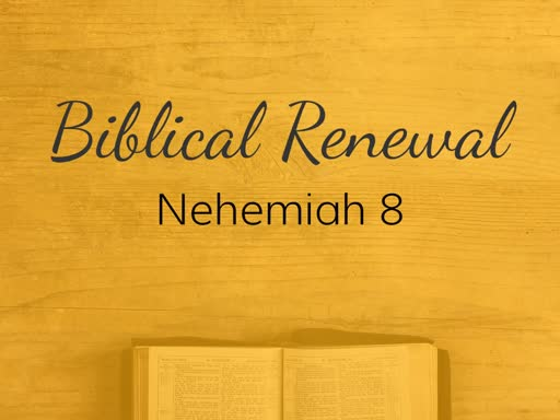 Biblical Renewal