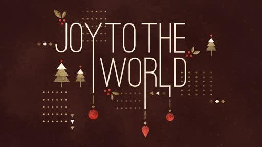 Joy to the Wolrd