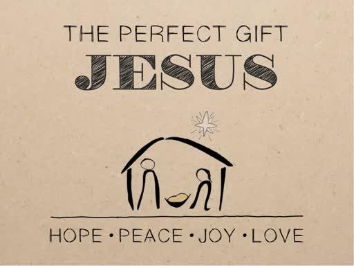Advent week 2 - Peace Promised
