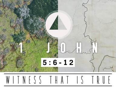 1st John 5:6-12