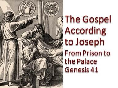 The  Gospel According to Joseph