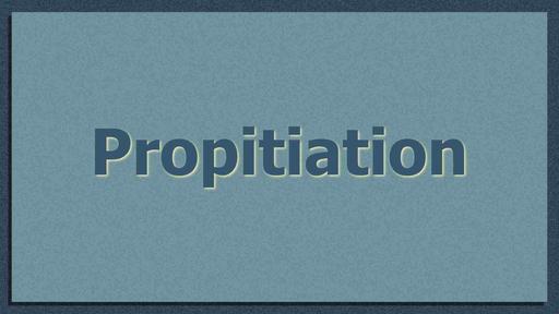Propitiation (ABC-1906)
