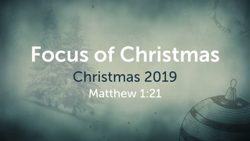 Focus of Christmas