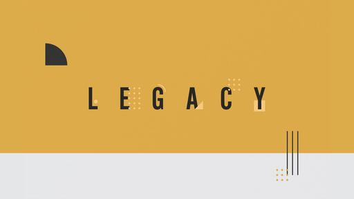 Sunday December 8, 2019 Lrgacy Sunday