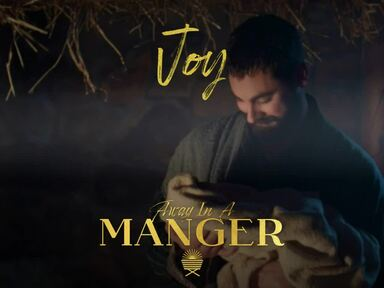 Away In A Manger - Hope  Advent 1