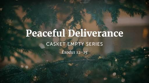 Peaceful Deliverance