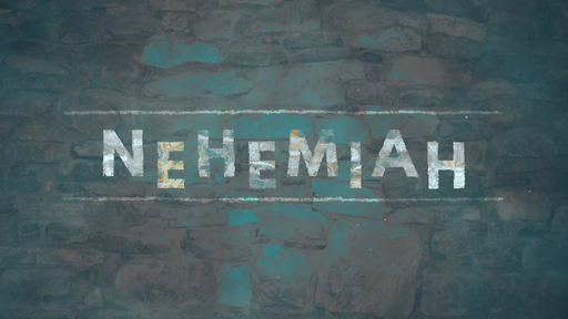 Nehemiah 3 - Working Together
