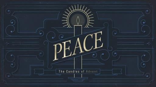 The Peace of Christmas | Matthew 1:18-25 | Luke Rosenberger