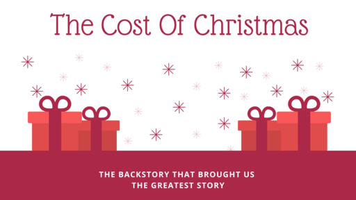 The Cost of Christmas - Joseph