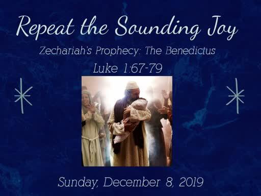 Zechariah's Prophecy