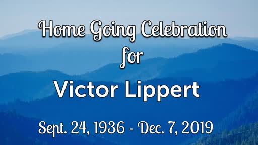 Victor Lippert Homegoing