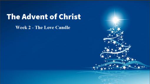 12/8/2019 - Advent Week 2