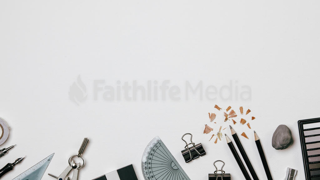 Artist Flatlay large preview