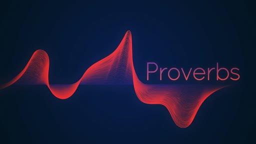 Proverbs 1:1-17