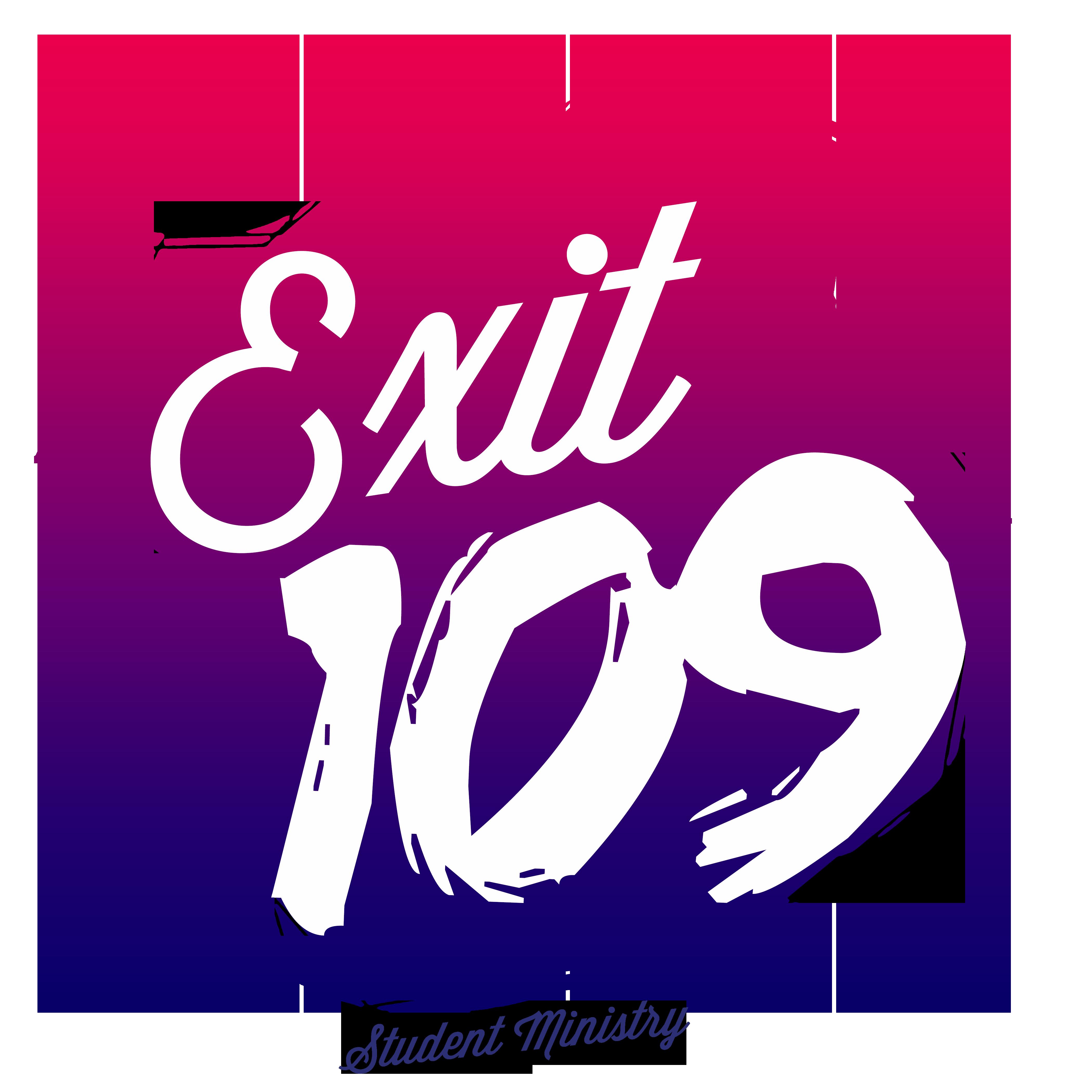 Exit-109-Logo Gradient HR Fixed