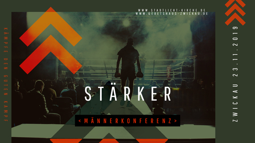 Stronger Conference (Germany)