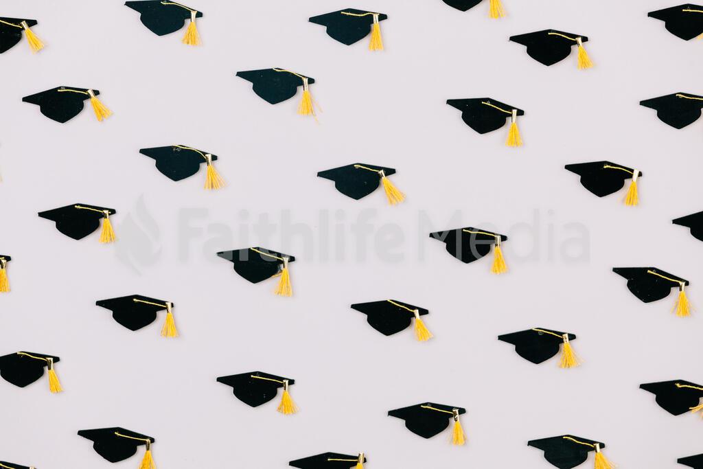 Graduation Caps large preview