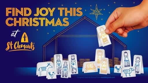 10am Sunday 15 December 2019 - Humble Joy, Luke 1:39-50