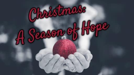 A season of hope