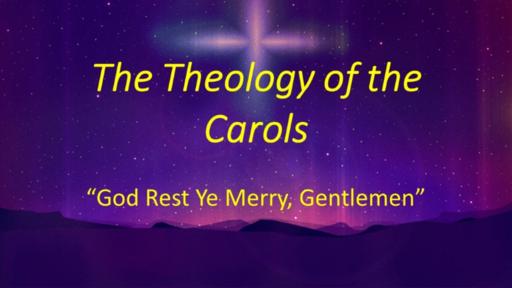 Theollogy of the Carols
