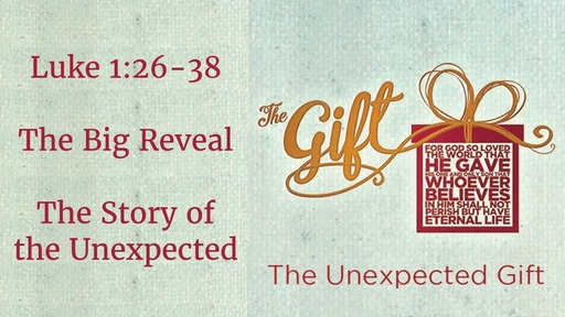 December 15, 2019 - The Big Reveal:  The Story of the Unexpected