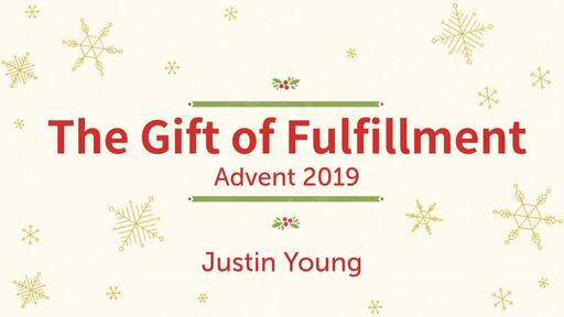 The Gift of Fulfillment