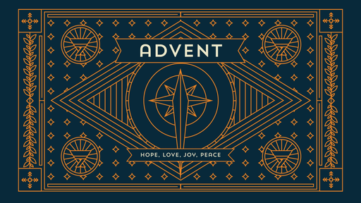 Advent: Tell of His coming (Angels and shepherds)