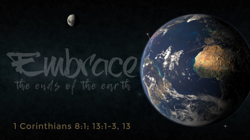 39 Embrace the Ends of the Earth (09-29-19)